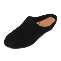 Lamour Des Pieds Women's Bingwen In Black Kid Suede
