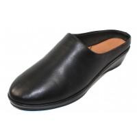 Lamour Des Pieds Women's Bingwen In Black Nappa Leather
