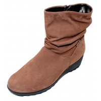 Mephisto Women's Agatha In Brown Bucksoft Suede 6958N