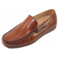 Mephisto Men's Algoras In Brandy Toby Burnished Leather 38111