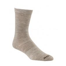 Mephisto Beverly Crew Sock In Khaki