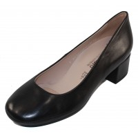 Mephisto Women's Brity In Black Cigale Leather 6200