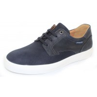 Mephisto Men's Calisto In Navy Suede 1945/145