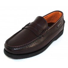 Mephisto Men's Cap Vert In Cordovan Smooth Leather 9070
