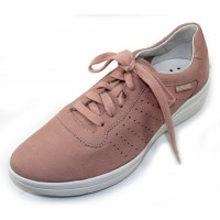 Mephisto Women's Chris Perf In Pink Bucklux 3198