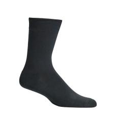 Mephisto Coton Fine Dress Sock In Grey