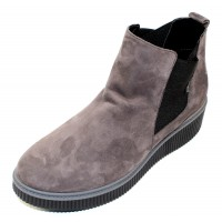 Mephisto Women's Emie In Grey Velcalf Suede 12203
