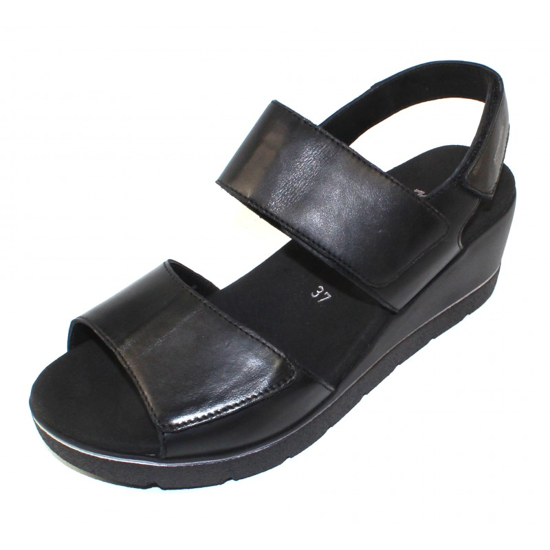 999c6b228ea Privacy Policy. Mephisto Women's Engelina In Black Silk Leather 7800