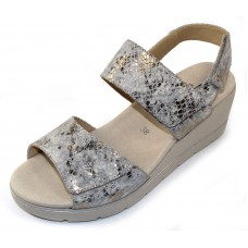 Mephisto Women's Engelina In Cloud Boa Printed Leather 3306