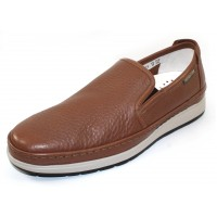 Mephisto Men's Hadrian In Hazelnut Oregon Grain Leather 1335