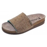 Mephisto Women's Hanik W In Taupe Sweety/Turquoise
