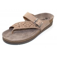 Mephisto Women's Helen Perf N In Light Taupe Nubuck 6018