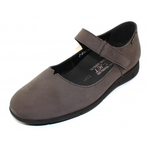 Mephisto Women's Jenyfer In Grey Bucksoft 6903