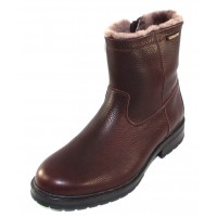 Mephisto Men's Leonardo In Dark Brown Montana 8951