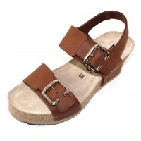 Mephisto Women's Lissandra In Chestnut Scratch Leather 3478