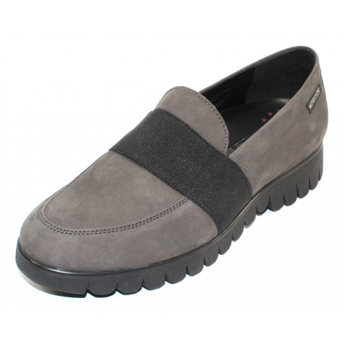 Mephisto Women's Loriane In Grey Bucksoft 6903