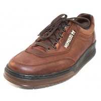 Mephisto Men's Match In Dark Brown Vintage Leather 10951