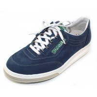 Mephisto Men's Match In Navy Nubuck 845