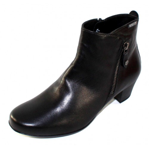 Mephisto Women's Melodia In Black Nappa Leather 8200