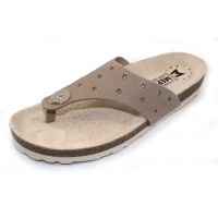 Mephisto Women's Nikie Star In Light Taupe Nubuck 6018