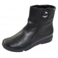 Mephisto Women's Raine In Black Kelly Leather 4000