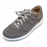 Mephisto Women's Rebeca Perf In Steel Bucksoft 6908