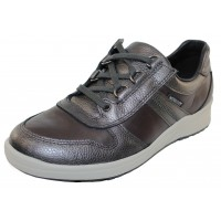 Mephisto Women's Ruby In Graphite Ceylan/Silk Leather 9959/59/03