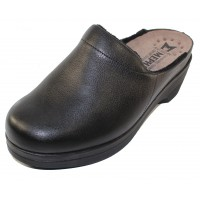 Mephisto Women's Satty In Black Empire Leather 9200