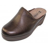 Mephisto Women's Satty In Bronze Ceylon Leather