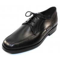 Mephisto Men's Saverio In Black Carnaby Calf Leather 17800