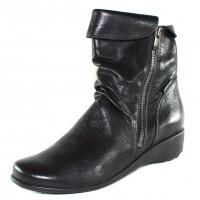Mephisto Women's Seddy In Black Texas Leather 7900