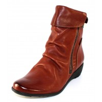 Mephisto Women's Seddy In Hazelnut Texas Leather 7935