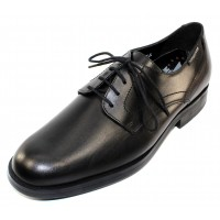 Mephisto Men's Smith In Black Carnaby Smooth Leather 17800