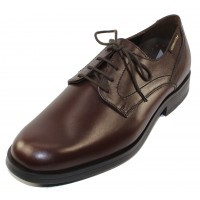 Mephisto Men's Smith In Dark Brown Carnaby Leather 17851