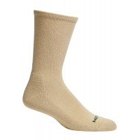 Mephisto Technique Technical Walking Sock In Khaki