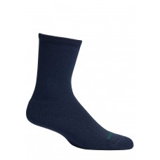 Mephisto Technique Technical Walking Sock In Navy