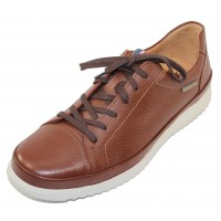 Mephisto Men's Thomas In Hazelnut Oregon Grain Leather 1335M