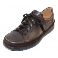 Mephisto Men's Thomas Win In Dark Brown Leather/Suede 6151/3651