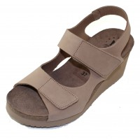 Mephisto Women's Tiny In Light Taupe Nubuck 6018