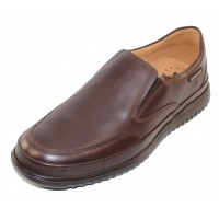 Mephisto Men's Twain In Brown Randy Leather 6158