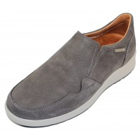 Mephisto Men's Valter In Graphite Sportbuck 1959