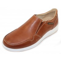 Mephisto Men's Valter In Hazelnut Randy Leather 6135