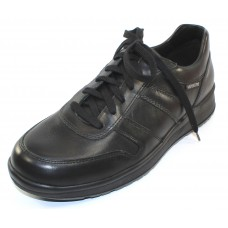 Mephisto Men's Vito In Black Randy Leather 6100