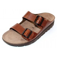 Mephisto Men's Zonder In Tan Grain Leather 442