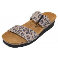Naot Women's Ashley In Cheetah Embossed Suede