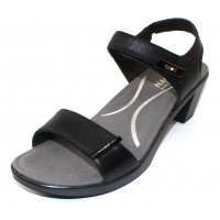 Naot Women's Intact In Oily Coal Nubuck/Black Raven Leather/Black Luster Leather