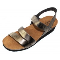 Naot Women's Kayla In Metal Leather