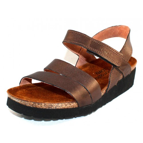 Naot Women's Kayla In Copper Leather