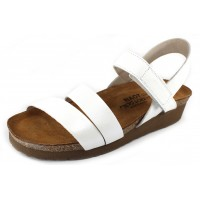 Naot Women's Kayla In White Pearl Leather