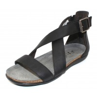 Naot Women's Rianna In Oily Coal Nubuck